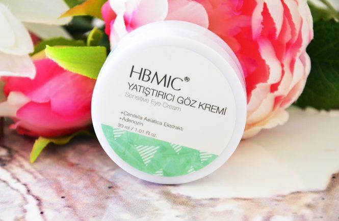 HBMIC Yatıştırıcı Göz Kremi İçeriği