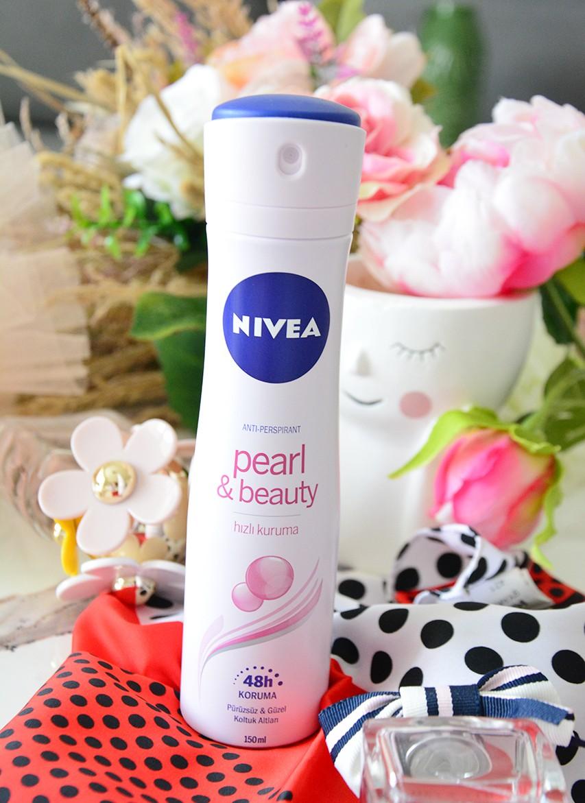 Nivea Pearl Beauty Deodorant Nerede Satılır Fiyatı
