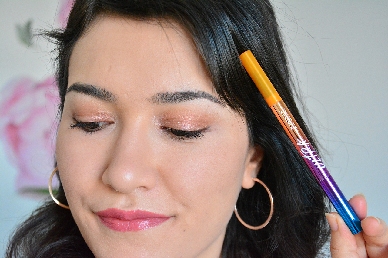 Missha Kahverengi Eyeliner Blog