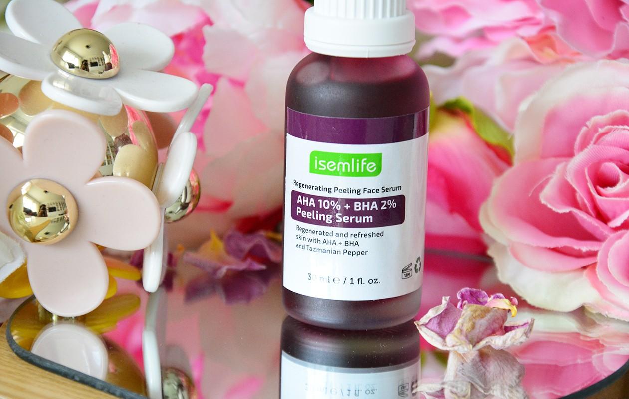 Isemlife Aha 10% + Bha 2% Canlandırıcı Cilt Tonu Eşitleyici Peeling Serum Kullananlar