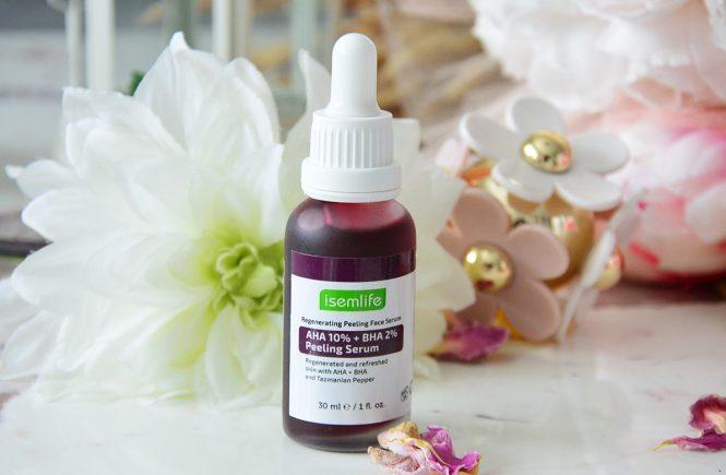 Isemlife Aha 10% + Bha 2% Canlandırıcı Cilt Tonu Eşitleyici Peeling Serum Yorumlar