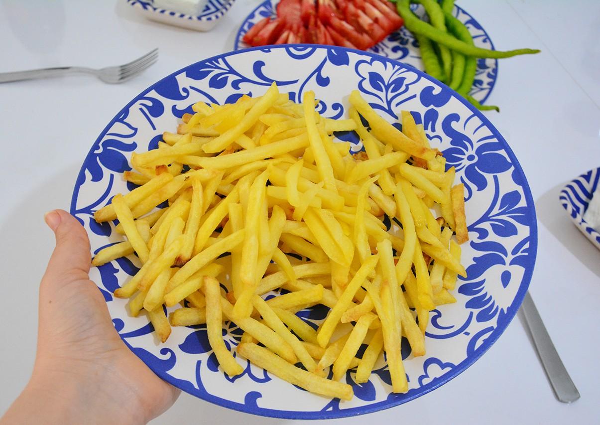 Yağsız Patates Kızartması Makinesi Kullananlar