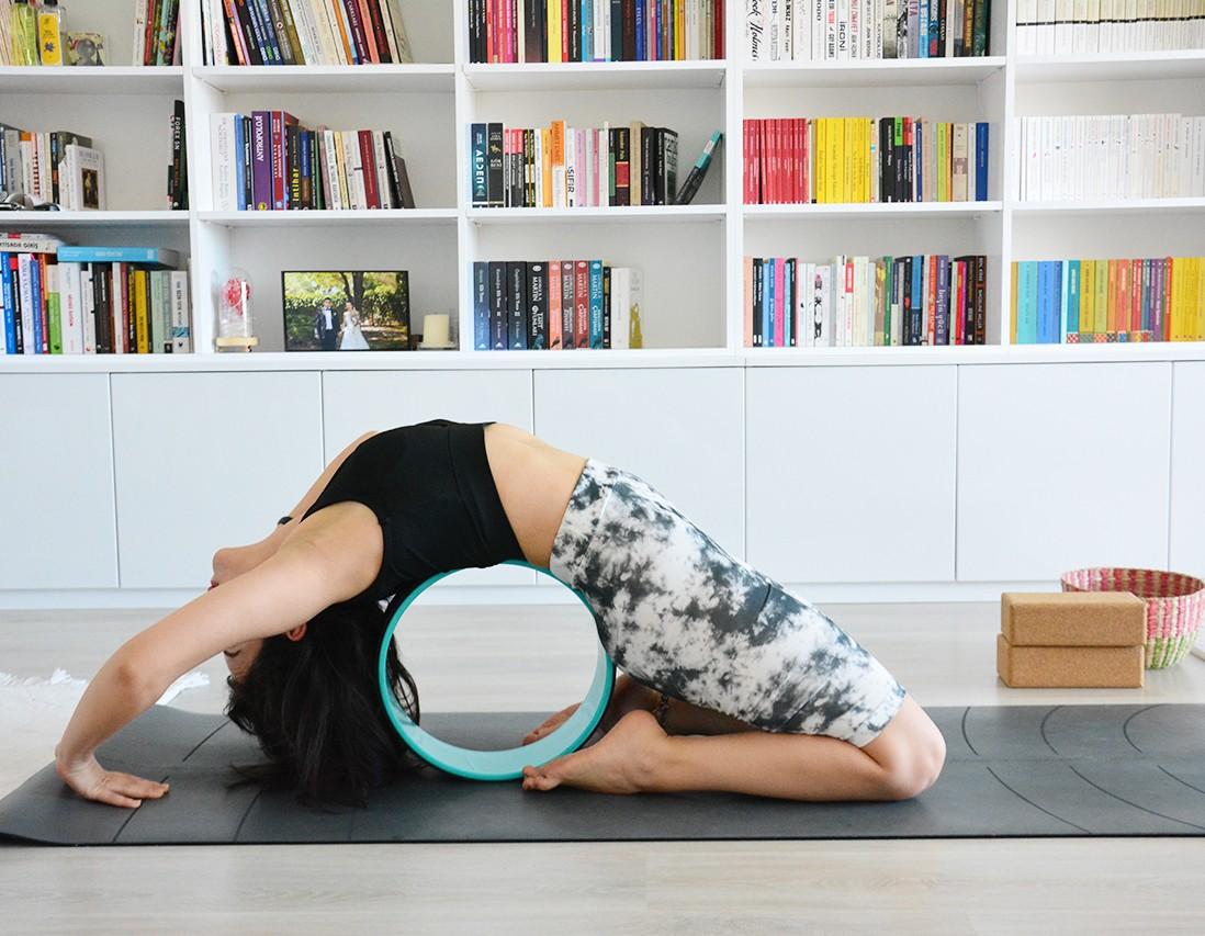 Yogada Çember Nasıl Kullanılır?