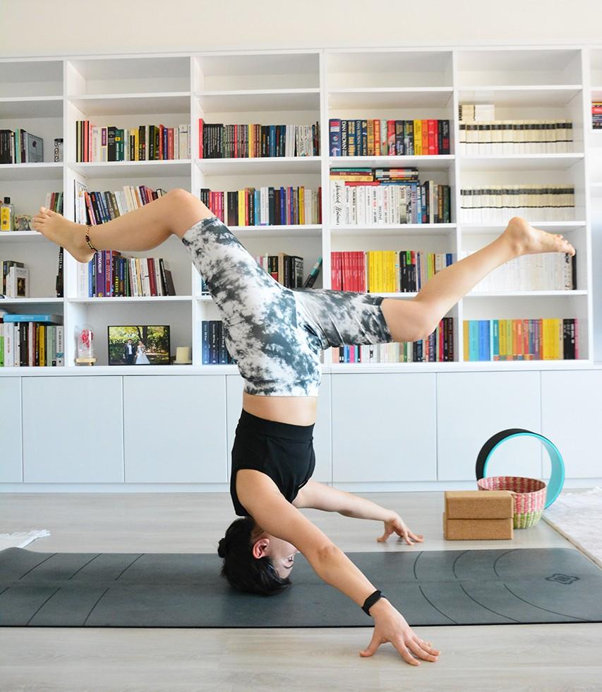 Yogada Denge Duruşları